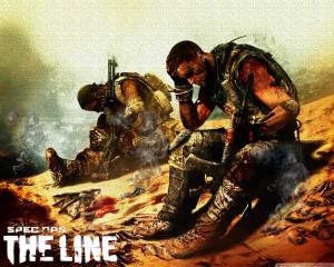 Spec Ops: The Line vykresluje jak se hrůzy války projeví na psychice vojáků.