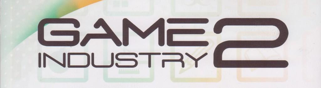 Titulní strana Game Industry 2
