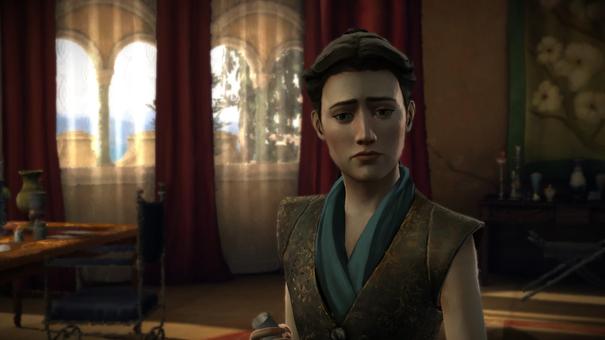 Mira Forester - jedna z pěti hratelných postav v Game of Thrones